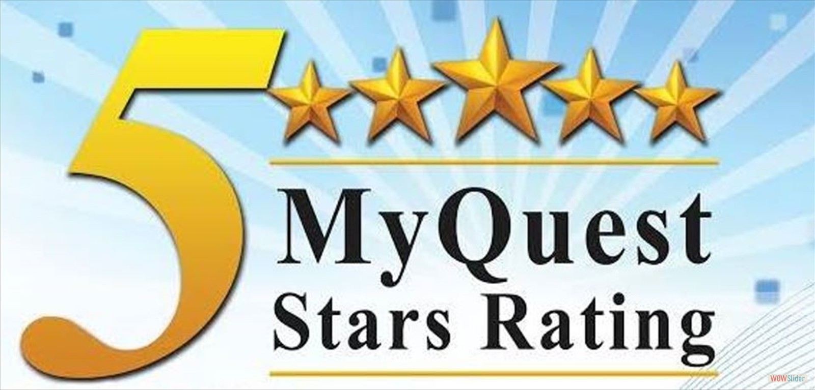 5 Star MyQuest Rating